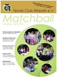 Mannschaften Sommer 2012 - Tennis Club Rösrath eV
