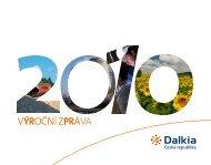 Výroční zpráva za rok 2010 - Dalkia Česká republika