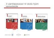 3 værktøjskasser til skole-hjem samarbejde - Ny i Danmark