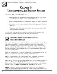 Chapter 3. Understanding Air Emission Sources