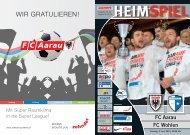 Wohlen - FC Aarau
