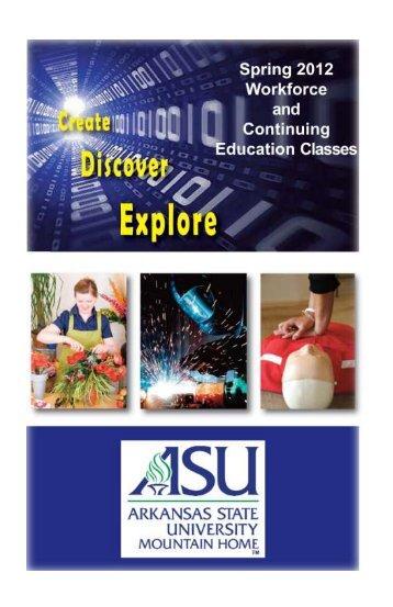 Continuing Education - Arkansas State University - Mountain Home