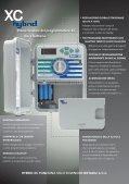 turbine statici valvole programmatori sensori ... - Hunter Industries - Page 3