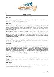 REGLEMENT - Crédit Agricole Alpes Provence