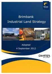 Brimbank Industrial Land Strategy - Brimbank City Council