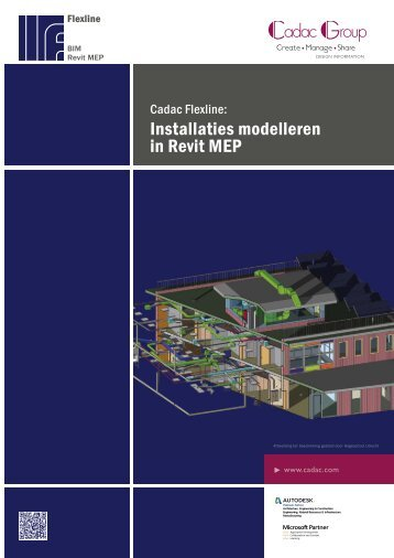 Installaties modelleren in Revit MEP - Cadac Group