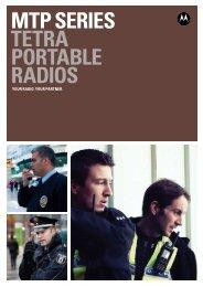 MTP6000 - Motorola Solutions