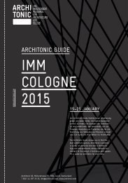 IMM_Cologne_2015_Guide_Architonic