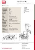 IHC Vermeer MT - AGD Equipment - Page 2