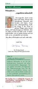 PHILOSOPHIE ist... - hinterauer.info - Seite 2