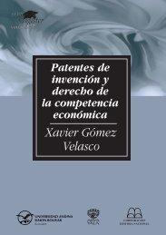 SM27-Gómez-Patentes de invención y derecho de la competencia ...