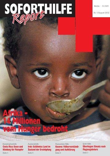 4 / 2002 - DRK - Ortsverein Reinbek e.V.