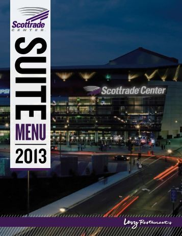 view the suite menu (.pdf) - NHL.com