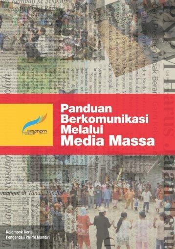 Panduan Berkomunikasi melalui media massa - psflibrary.org