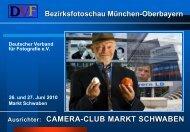 Katalog der Bezirksfotoschau zum Runterladen - Camera-Club ...