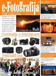 Revija e-Fotografija 55 PDF