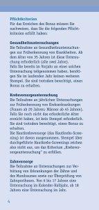 R+V Betriebskrankenkasse - Seite 4