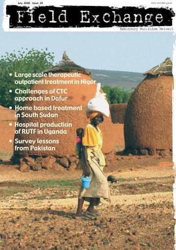 Download PDF - Field Exchange - Emergency Nutrition Network