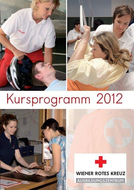Kursprogramm 2012 - Rotes Kreuz