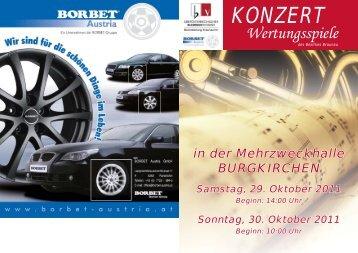 KONZERT - Braunau