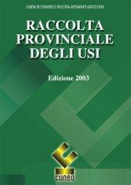 edizione 2003 - Camera di Commercio