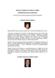 america do norte.pdf - Brasileiros no Mundo - Ministério das ...