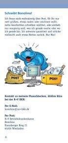 BONOLINO Das Kinder-Bonusprogramm - R+V Betriebskrankenkasse - Seite 6
