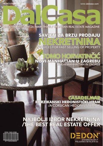 NEKRETNINA - DalCasa