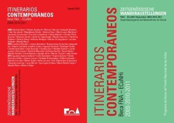 catálogo - Embajada de la República Argentina en República Federal