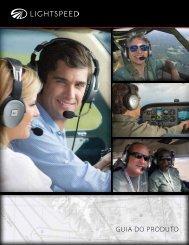 GUIA do prodUto - Lightspeed Aviation
