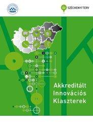 Az Akkreditált Innovációs Klasztereket bemutató tájékoztató ITT ...