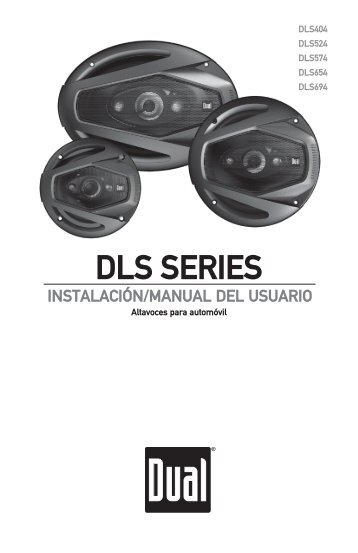 DLS SERIES - Dual Electronics