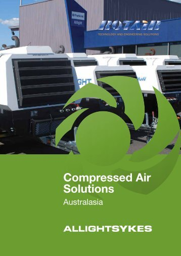 Compressed Air Solutions - Allight