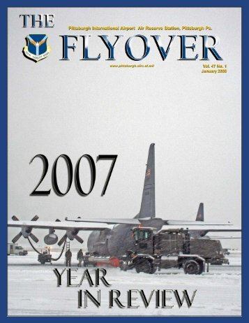 January - Pittsburgh IAP Air Reserve Station