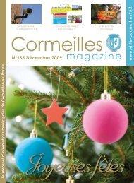 N°135 - Décembre 2009 (pdf - 1,93 Mo) - Cormeilles-en-Parisis