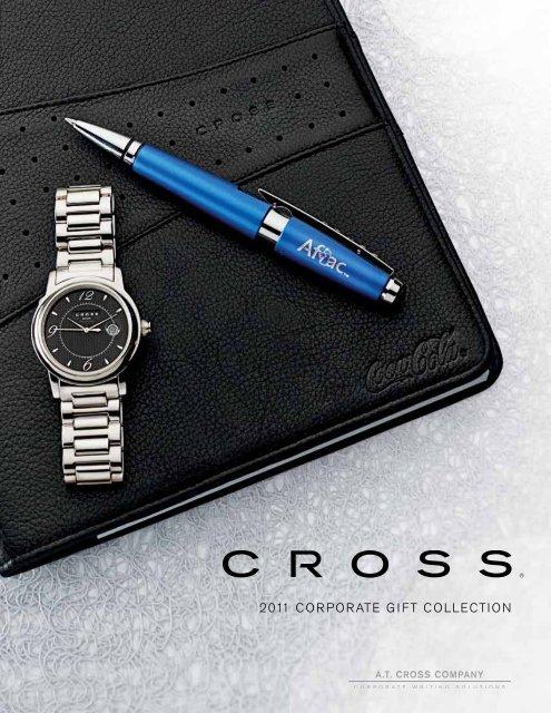 Cross Tech 2.2 Blue lacquer//Matte Black Appointments Dual Function Ballpoint Pen