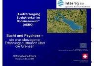 Asbosucht und Psychose2006juni30