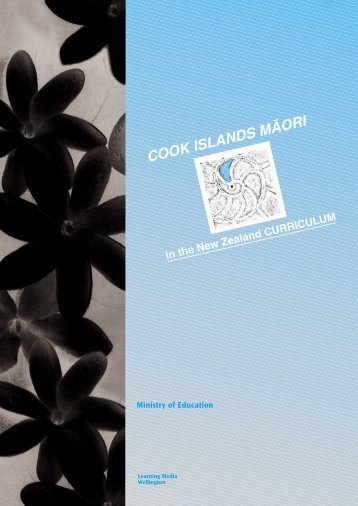 Cook Island Maori in the New Zealand Curriculum - Pasifika