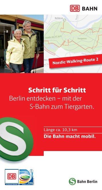 Route 2 - S-Bahn Berlin GmbH