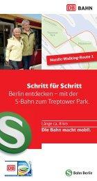 Route 1 - S-Bahn Berlin GmbH