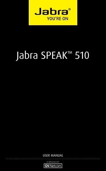 jabra freeway hfs100 user manual