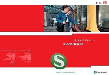 Hallo Kinder - S-Bahn Berlin GmbH