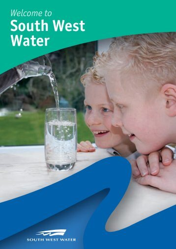 Our regulators - South West Water