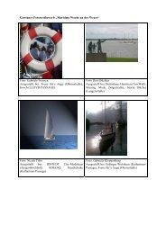 Foto: Gabriele Frenzen Ausgestellt bei: Frenz für´s ... - Maritime Woche