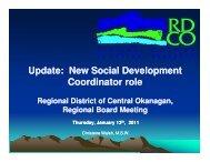 Item 3.2 Social Development Program Presentation - Regional ...