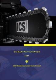 SDT ICS Kettensägen 2011 - sdt.de