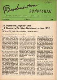 Nr. 4 April 1976 - (BLV-NRW) www