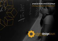 schoolsdesignforum - School of Educators
