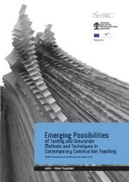 Emerging Possibilities of Testing and Simulation Methods ... - ENHSA
