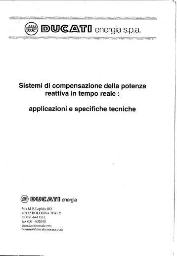 Sistemi di compensazione della potenza reattiva - givaenergy.it